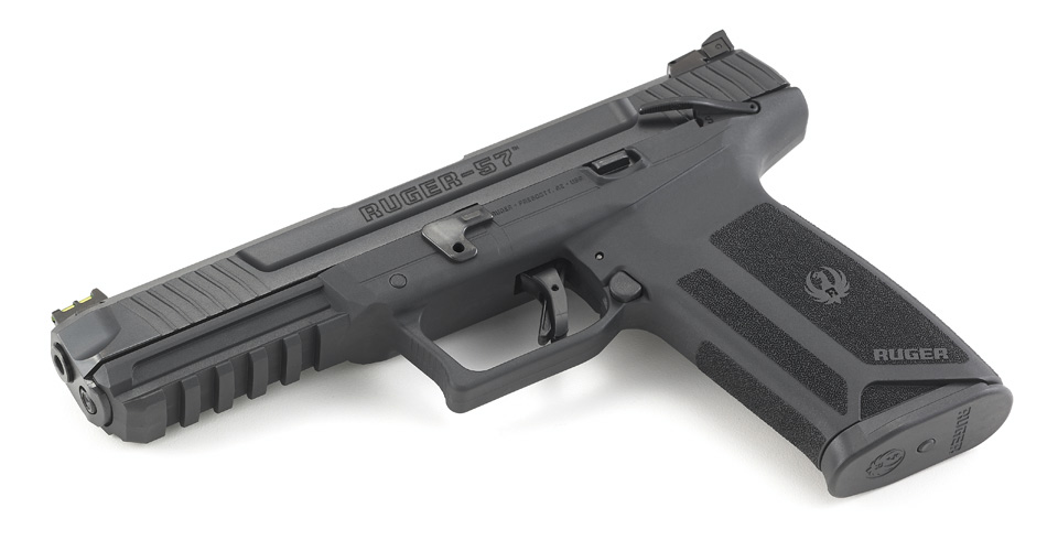 The new Ruger-57